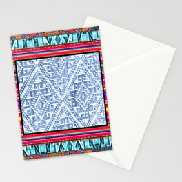 Peruvian Fabric Stationery Cards