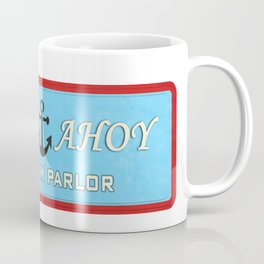 Scoops Ahoy (StrangerThings) Coffee Mug