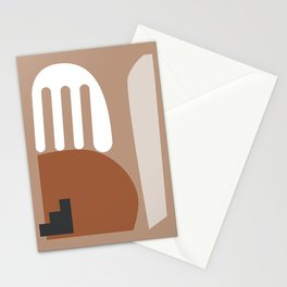 Shape study #10 - Stackable Collection Stationery Cards