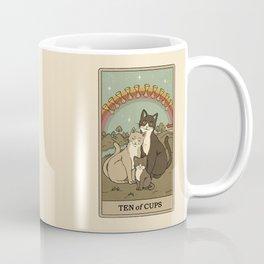 Ten of Cups Coffee Mug