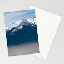 Patagonioa Snow Peak Mountain Stationery Cards