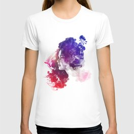 Jennifer Lawrence Watercolor Portrait T-shirt