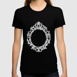 Kanji Calligraphy Art :a decorative mirror T-shirt