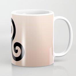 Triskele 7 -triskelion,triquètre,triscèle,spiral,celtic,Trisquelión,rotational Coffee Mug