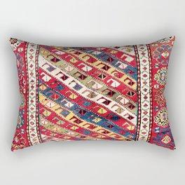 Karabagh Azerbaijan South Caucasus Carpet Print Rectangular Pillow