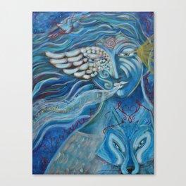 """Soul Waker"" Canvas Print"