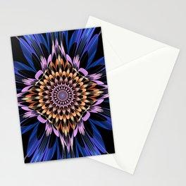 Petals burst Stationery Cards