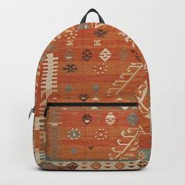 Heritage Traditional Moroccann Rug Design Backpack
