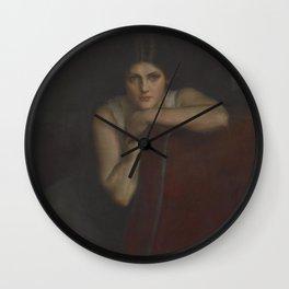 Julius LeBlanc Stewart - Study of Juliette Wall Clock