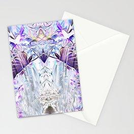 Diamond Light Consciousness Stationery Cards