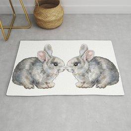 Bunny Love Rug