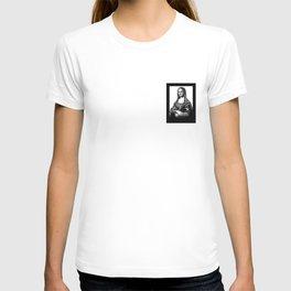 Leonardo da Vinci's Mona Lisa T-shirt