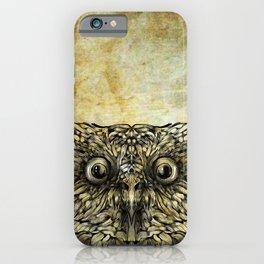 Ink Owl iPhone Case