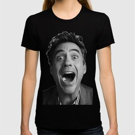 Robert downey jr T-shirt