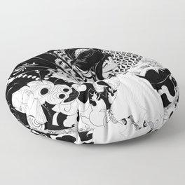 Vessels Floor Pillow