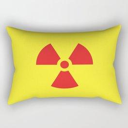 Radio-Activity Rectangular Pillow