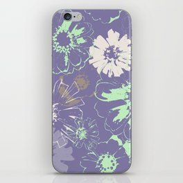 Late Summer Lavender iPhone Skin