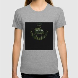 King Of The RV Gift for Camper T-shirt