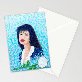 La Flor se Marchito Stationery Cards