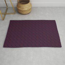 Oy Vey Jewish Pattern Rug