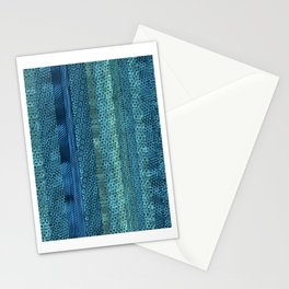 Textures in the Water. Stationery Cards