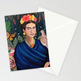 Frida et sa nature vivante Stationery Cards
