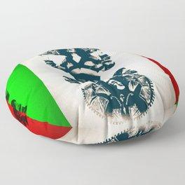 Mexican Charra - Mex Mirror Floor Pillow
