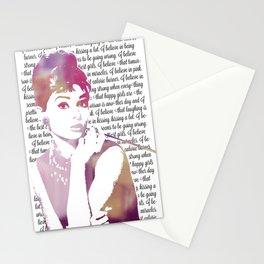 My Audrey Stationery Cards