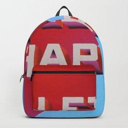 Let It Happen. Backpack