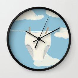 BIG PANTS Wall Clock
