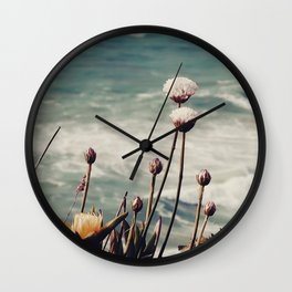 Ocean's Garden Wall Clock