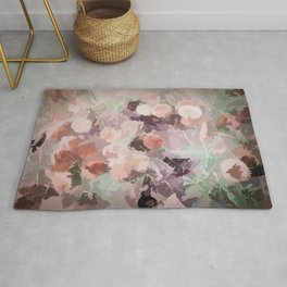 Pastel Forest Clearing Rug
