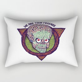 we are your friends Rectangular Pillow
