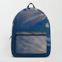 Blue Thai Buddha Backpack