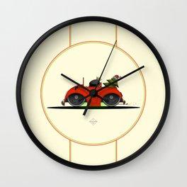 Los Reyes Magos Wall Clock