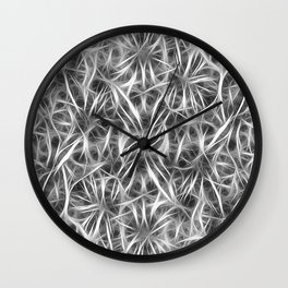 Endless Connections Wall Clock