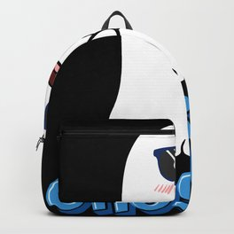 Ghosted Halloween Party Ghost Hunting Backpack