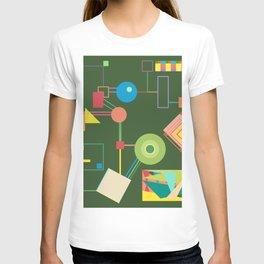 Green Jumble T-shirt