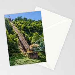 Johnstown, PA Inclined Plane Stationery Cards