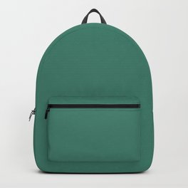 Viridian Green Backpack