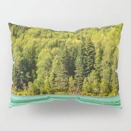 Alaskan Autumn - Painting 2 Pillow Sham