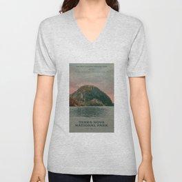 Terra Nova National Park Unisex V-Neck