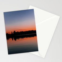 Georgian Bay Sunrise Stationery Cards