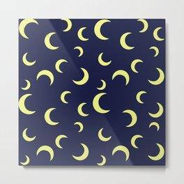 Bright Moonlight Metal Print