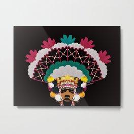 Sol Rise - Reyna 2 Metal Print