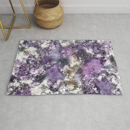 To quietly crumble Rug