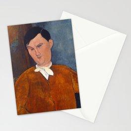 Amedeo Modigliani, Monsieur Deleu, 1916 Stationery Cards