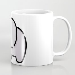 Just a Cute Elephant Coffee Mug