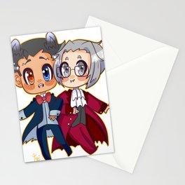 Naurmitsu - Halloween Stationery Cards