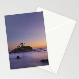 Battery Point Lighthouse, Crescent City, Del Norte County, California Stationery Cards